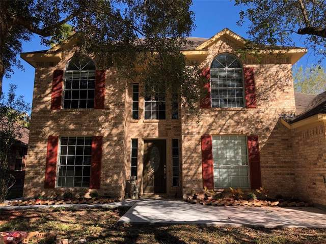 3215 Alexander Parc Drive, Pearland, TX 77581 (MLS #28248950) :: JL Realty Team at Coldwell Banker, United