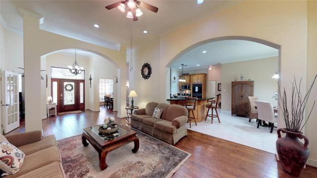 40 Lake Oaks Boulevard, Coldspring, TX 77331 (MLS #28250795) :: The Parodi Team at Realty Associates