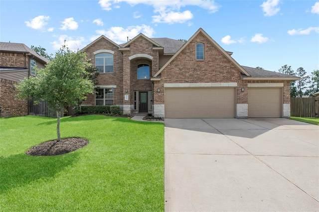 24502 N Denham Ridge Lane, Spring, TX 77389 (MLS #28251988) :: The SOLD by George Team