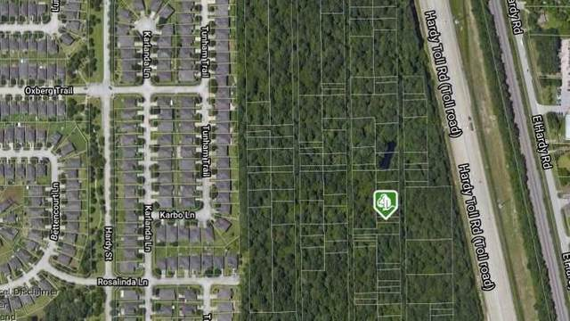 0-0337 Hardy Road, Houston, TX 77073 (MLS #28260142) :: Michele Harmon Team