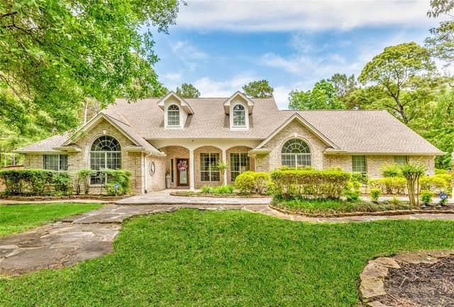 11745 Creek View Lane, Conroe, TX 77385 (MLS #28269803) :: Michele Harmon Team