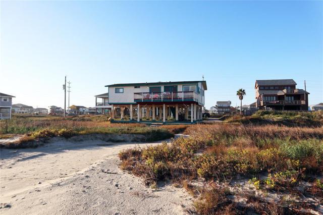 23114 Gulf Drive, Galveston, TX 77554 (MLS #28279976) :: Green Residential