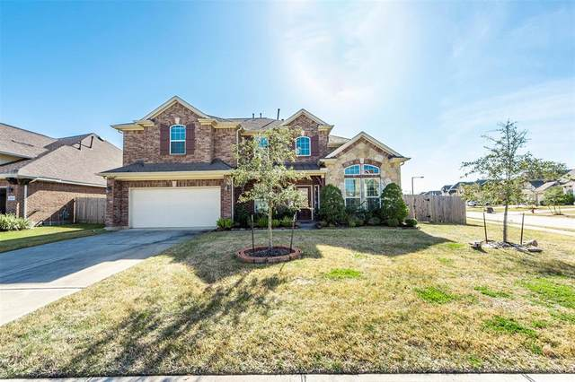 6315 Rotherham Street, League City, TX 77573 (MLS #28288153) :: My BCS Home Real Estate Group