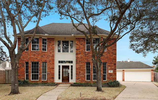 3207 Benrus Court, Pearland, TX 77584 (MLS #28294977) :: Ellison Real Estate Team
