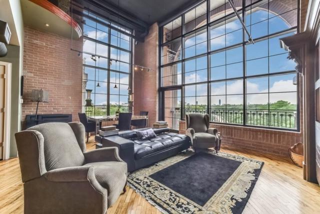1025 S Shepherd Drive #310, Houston, TX 77019 (MLS #28304985) :: Christy Buck Team