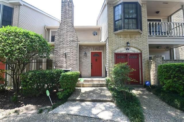 7350 Kirby Drive #5, Houston, TX 77030 (MLS #28314047) :: Keller Williams Realty