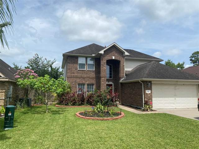 5214 Bayou Drive, Dickinson, TX 77539 (MLS #28317256) :: Phyllis Foster Real Estate