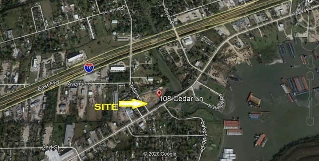 108 Cedar Lane, Channelview, TX 77530 (MLS #2832244) :: The Queen Team