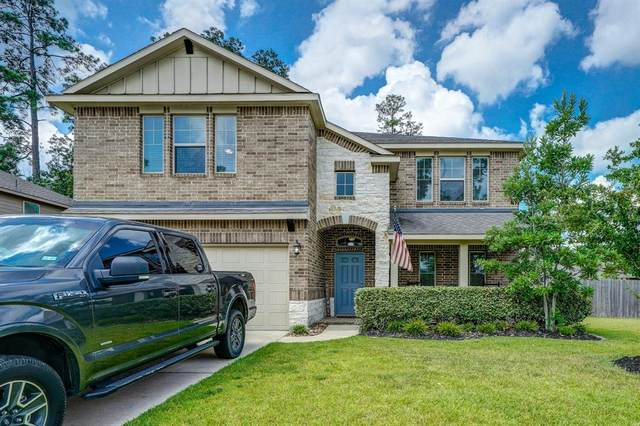 14027 White Cloud Lane, Conroe, TX 77384 (MLS #28329590) :: The SOLD by George Team