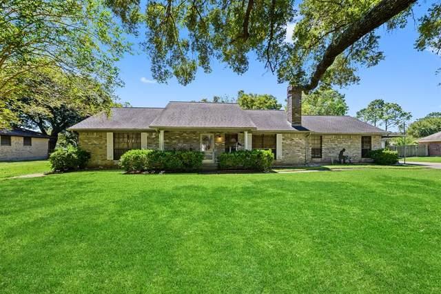 12307 Hammond Lane, Santa Fe, TX 77510 (MLS #2833107) :: Texas Home Shop Realty