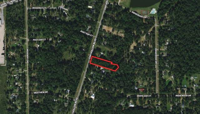 0 Oak Hollow Boulevard, Magnolia, TX 77355 (MLS #28332109) :: Michele Harmon Team