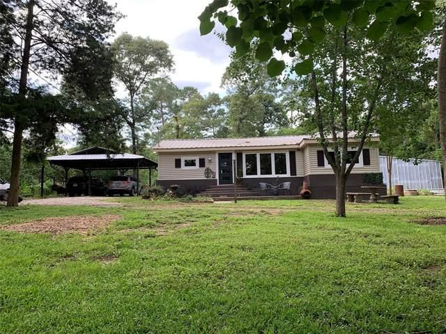 20006 N Shore Drive, Montgomery, TX 77356 (MLS #28333734) :: Caskey Realty