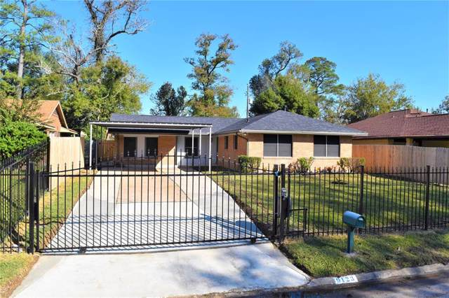 9123 Shagbark Drive, Houston, TX 77078 (MLS #28345285) :: The Heyl Group at Keller Williams