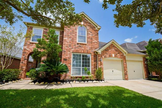 21918 Shady Heath Lane, Katy, TX 77494 (MLS #28345509) :: The Heyl Group at Keller Williams