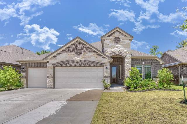 22317 Relaxing Drive, Porter, TX 77365 (MLS #28354281) :: The Freund Group
