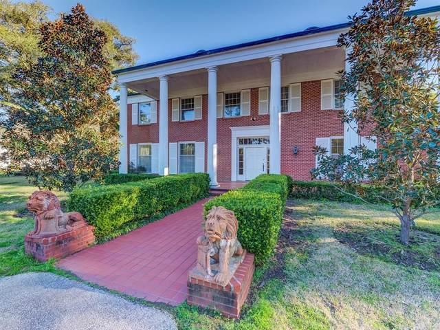 1100 Harmony Hill Drive, Lufkin, TX 75901 (MLS #28365689) :: Rachel Lee Realtor