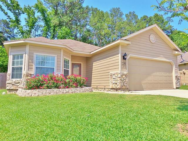 201 Summer Pine Court, Conroe, TX 77304 (MLS #28366060) :: The Home Branch