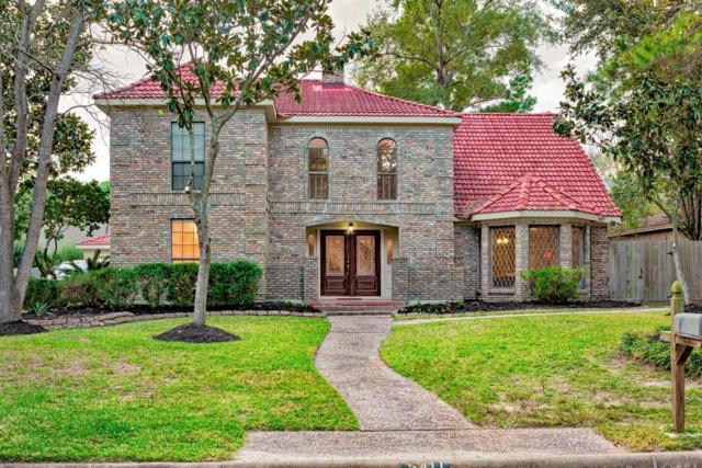 5411 Sandy Grove Drive, Kingwood, TX 77345 (MLS #28366587) :: Red Door Realty & Associates