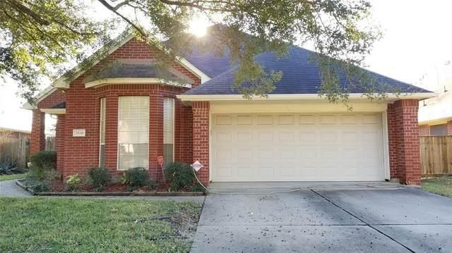 3538 Lakearies Lane, Katy, TX 77449 (MLS #28374366) :: The SOLD by George Team