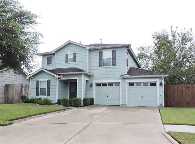 3910 Fairhope Oak Street, Pasadena, TX 77503 (MLS #28384893) :: The Jill Smith Team