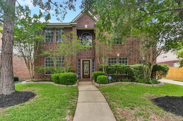 3214 Trotwood Lane, Katy, TX 77494 (MLS #28386549) :: Michele Harmon Team