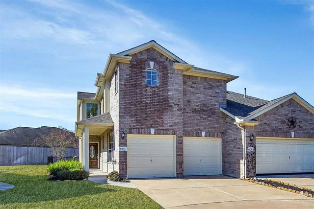 8633 Sunset Loch Drive, Spring, TX 77379 (MLS #28386744) :: The Home Branch