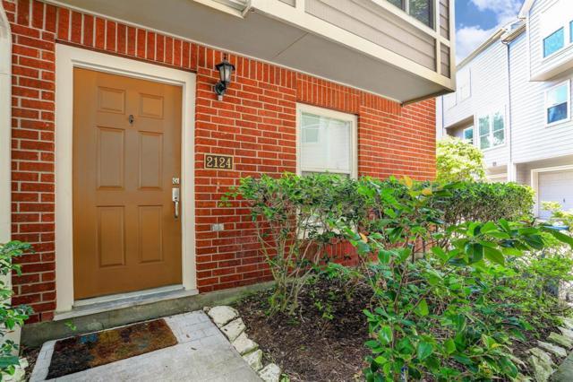 2124 Gillette Street, Houston, TX 77006 (MLS #28393652) :: Giorgi Real Estate Group