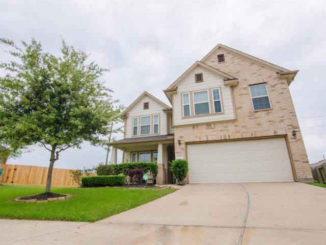 17907 Hyde Cove Court, Richmond, TX 77407 (MLS #28393671) :: The Home Branch