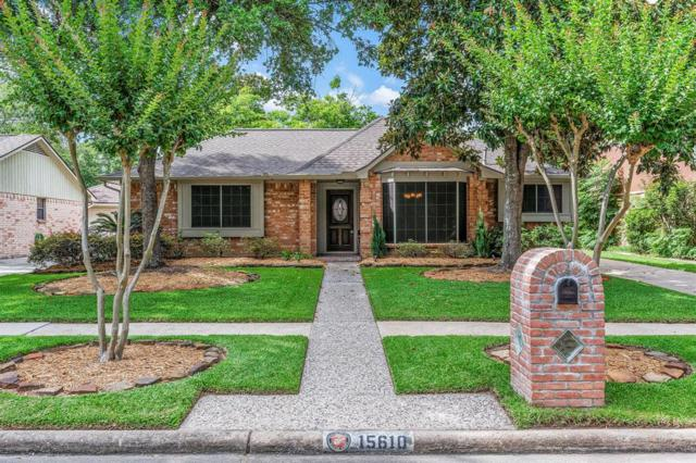 15610 Lone Tree Drive, Houston, TX 77084 (MLS #28398559) :: The SOLD by George Team