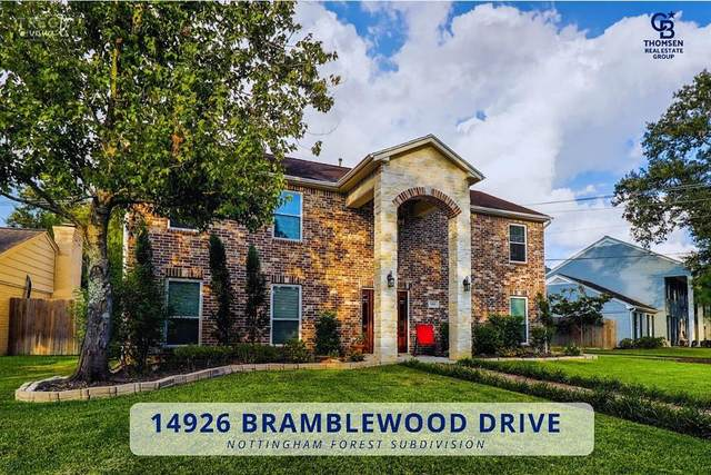 14926 Bramblewood Drive, Houston, TX 77079 (MLS #28398651) :: Texas Home Shop Realty
