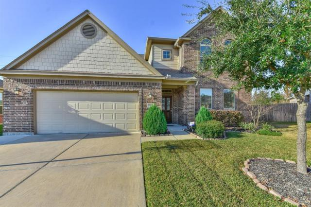 15131 Calvano Drive, Cypress, TX 77429 (MLS #28403228) :: The SOLD by George Team