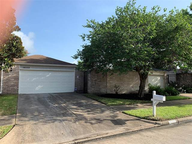 16222 Indian Mill Drive, Houston, TX 77082 (#28422373) :: ORO Realty