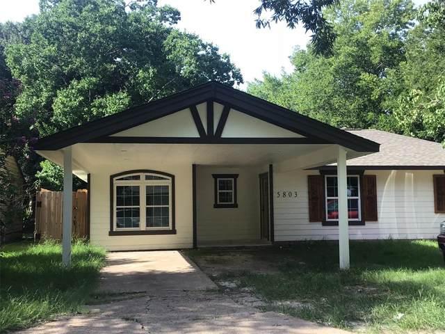 5803 Southwind Street, Houston, TX 77033 (MLS #28434015) :: The Bly Team