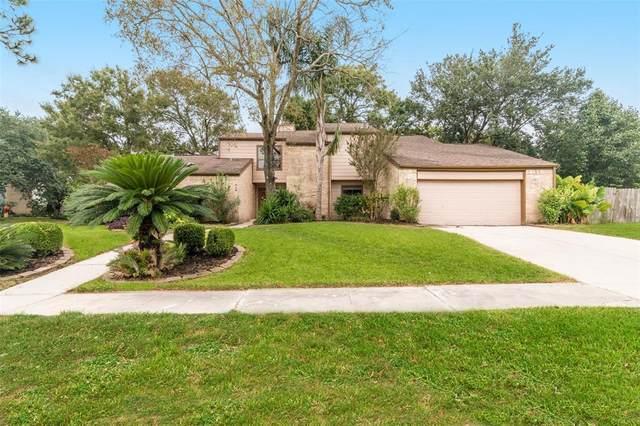 523 Crestwood Drive, El Lago, TX 77586 (MLS #28434745) :: Rachel Lee Realtor