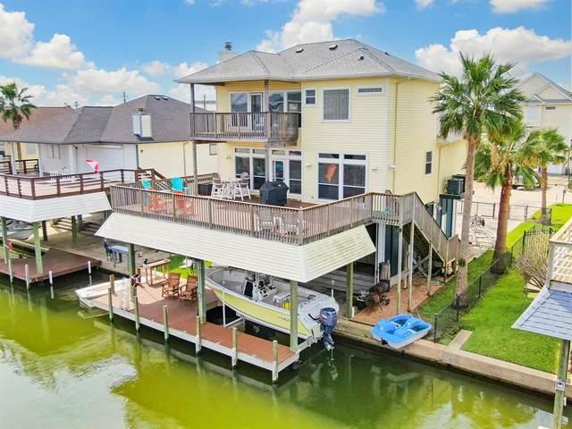 414 Westerly Drive, Tiki Island, TX 77554 (MLS #28434894) :: Texas Home Shop Realty
