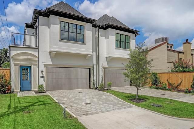 6012 Inwood Drive, Houston, TX 77057 (MLS #28439211) :: The Sansone Group