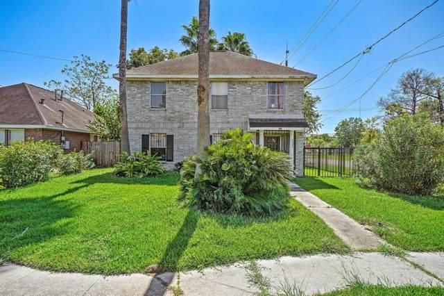 7302 Anzac Street, Houston, TX 77020 (MLS #28441118) :: Ellison Real Estate Team