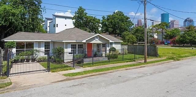 1518 Sabine Street, Houston, TX 77007 (MLS #28458151) :: The Property Guys