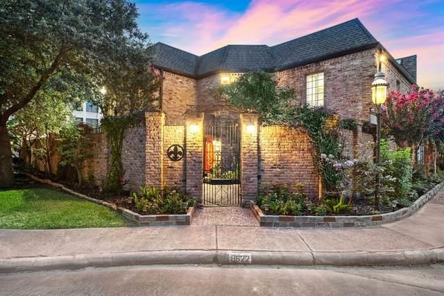 8622 Fontainbleu Street, Houston, TX 77024 (MLS #28460053) :: Lerner Realty Solutions