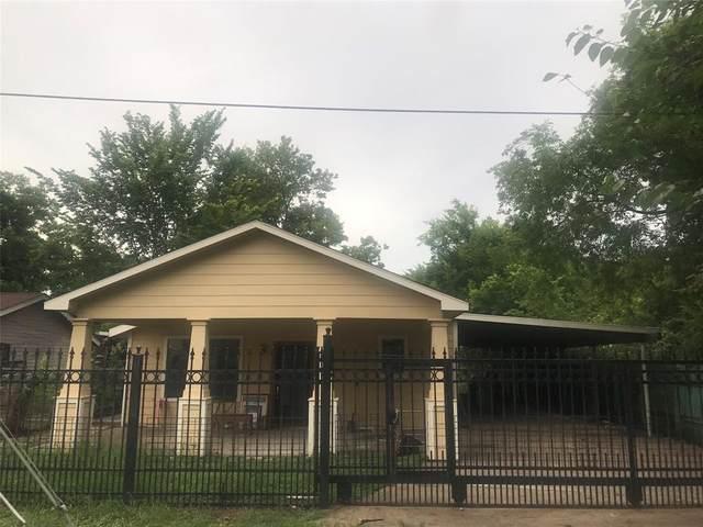 14649 E Waxahachie Street E, Houston, TX 77015 (MLS #28471331) :: The SOLD by George Team