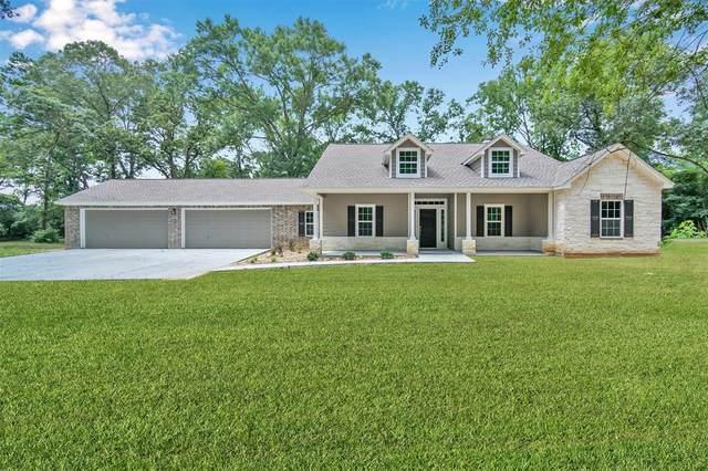 51 Buckner Road, New Waverly, TX 77358 (MLS #28483093) :: Ellison Real Estate Team
