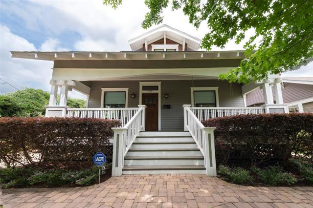 740 Allston Street, Houston, TX 77007 (MLS #28488737) :: Giorgi Real Estate Group