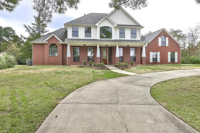 18797 E Cool Breeze Lane, Montgomery, TX 77356 (MLS #28490417) :: The Home Branch