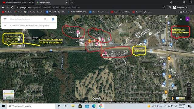 0 IH-10 W, Orange, TX 77632 (MLS #28492071) :: All Cities USA Realty
