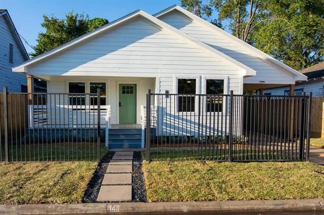1411 Malvern Street, Houston, TX 77009 (MLS #28494829) :: The Bly Team