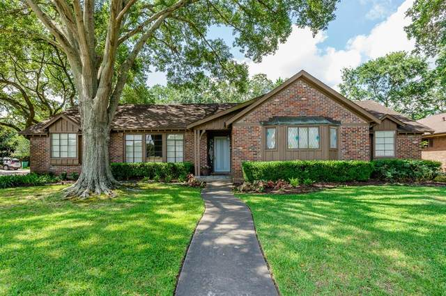 5727 Wigton Drive, Houston, TX 77096 (MLS #28498391) :: The Bly Team