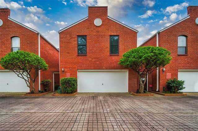 11 Rutgers Place, Houston, TX 77005 (MLS #28500511) :: Ellison Real Estate Team
