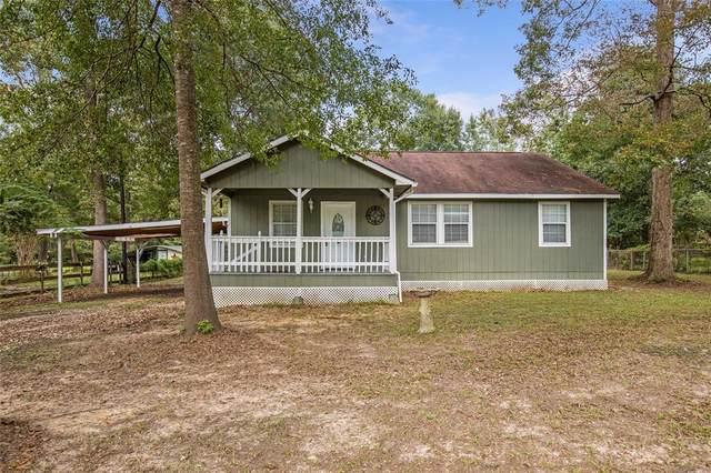 25683 Walnut Lane, Cleveland, TX 77328 (MLS #28505089) :: The Home Branch