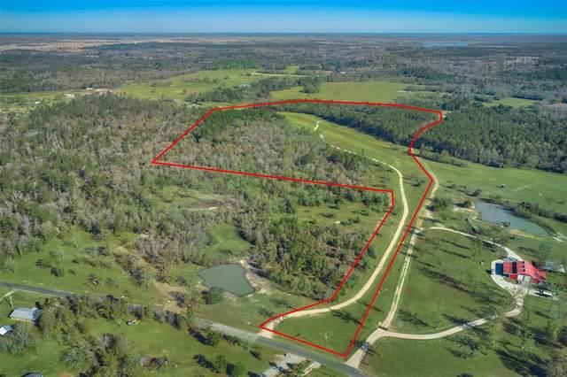 296 Wood Farm Road, Huntsville, TX 77320 (MLS #28510640) :: Keller Williams Realty