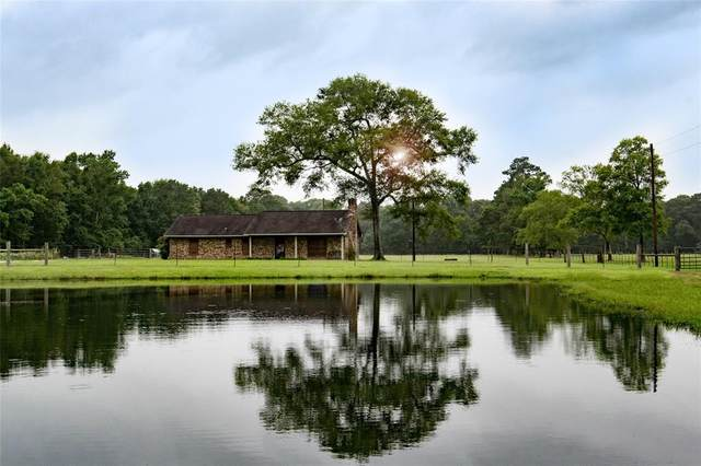 530 County Road 3310, Cleveland, TX 77327 (MLS #28525629) :: The Bly Team